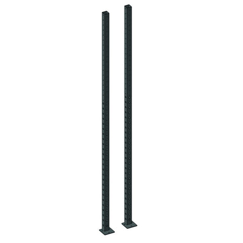 Bodyworx LCF101-325 Moldular Rack Uprights 325cm High Pair - Manic Fitness