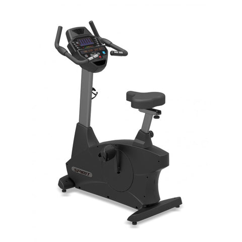 Spirit SCU800 Upright Bike - Manic Fitness