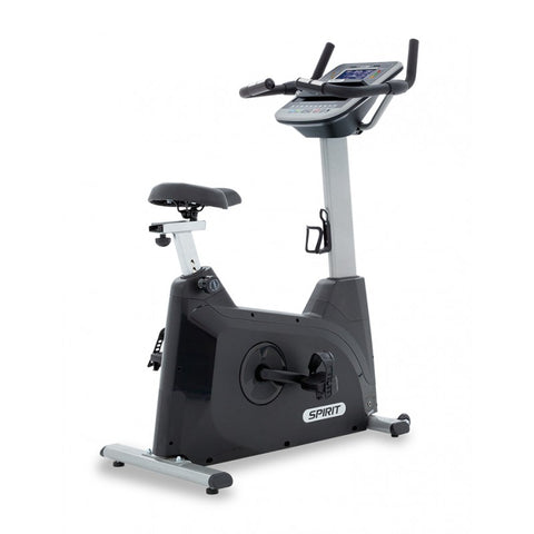 Spirit XBU55 Upright Bike - Manic Fitness