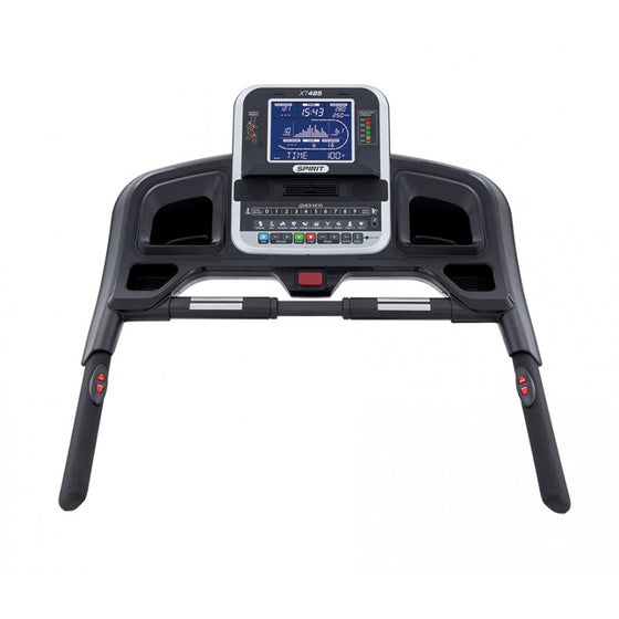 Spirit XT385 Treadmill - Manic Fitness
