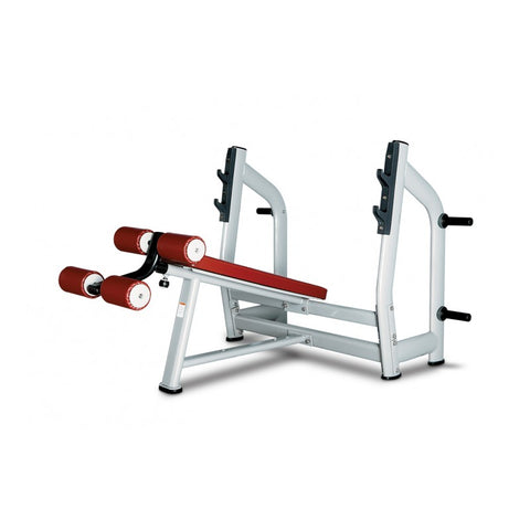 Bodyworx YH-024 Olympic Decline Bench Press - Manic Fitness