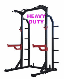 Bodyworx L870HR Heavy Duty Half Rack - Manic Fitness