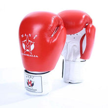 Mani Leather Pro-Sparring Boxing Gloves - Manic Fitness