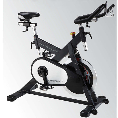 BodyCraft ASPM Commercial Magnetic Spin Bike - Manic Fitness