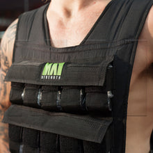 MA1 Weighted Training Vest - Manic Fitness