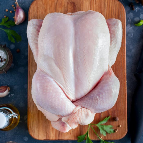Load image into Gallery viewer, Fresh Tilligerry Organic Free Range Chicken - deposit
