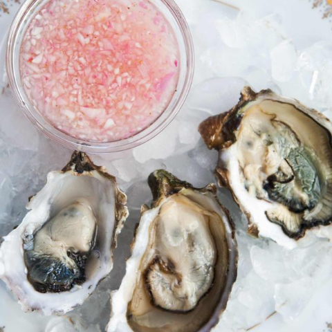 French Mignonette Oyster Pack