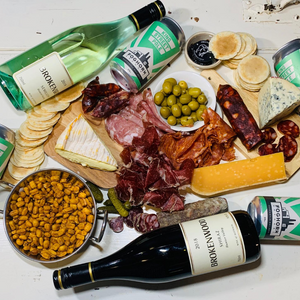 Load image into Gallery viewer, The Boozy Father's Day DIY Grazing Dinner