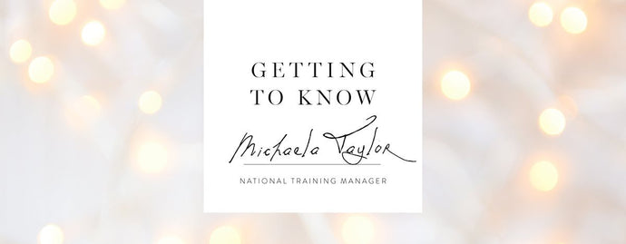 Getting To Know Michaela Taylor!