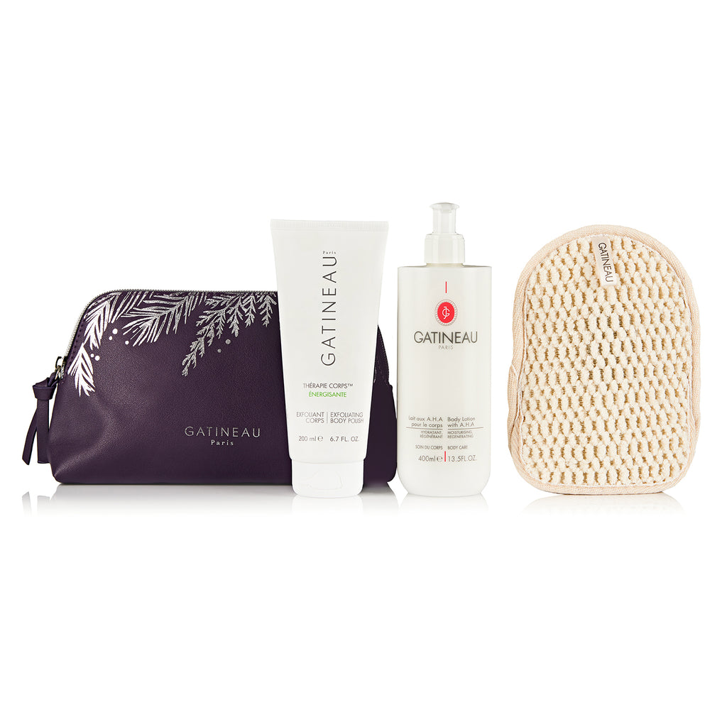 Christmas Hydrate & Exfoliate Body Collection