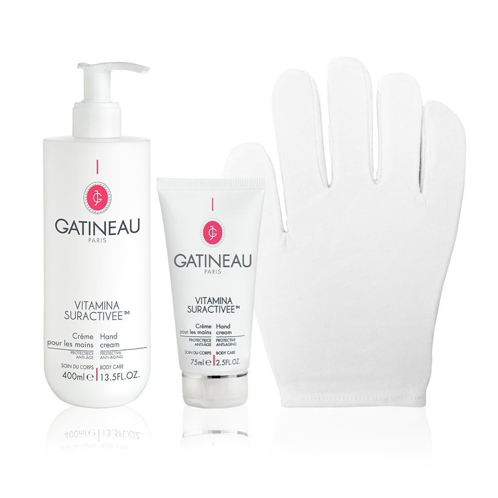 Gatineau Home & Away Vitamina Hand Cream Duo