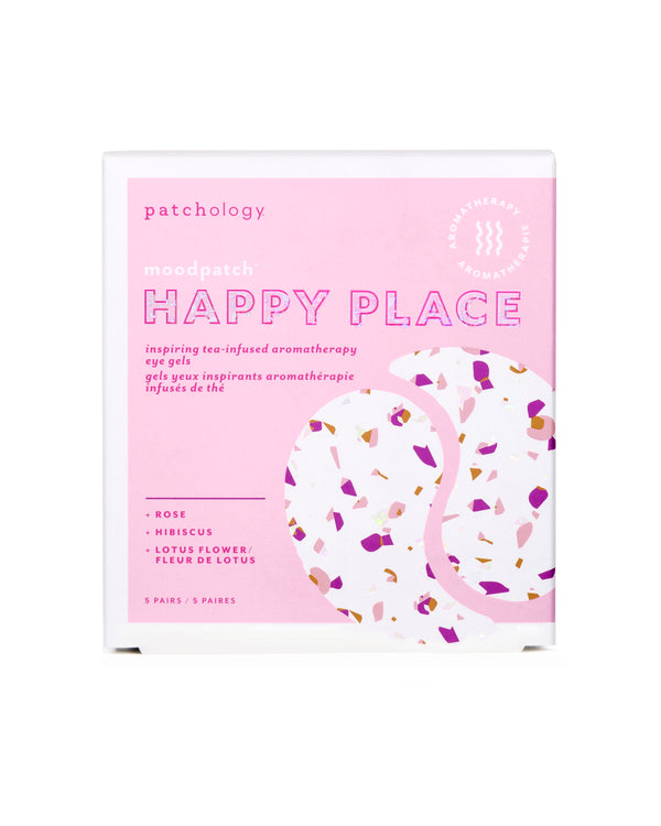 Moodpatch Tea-infused Aromatherapy Eye Gels Happy Place