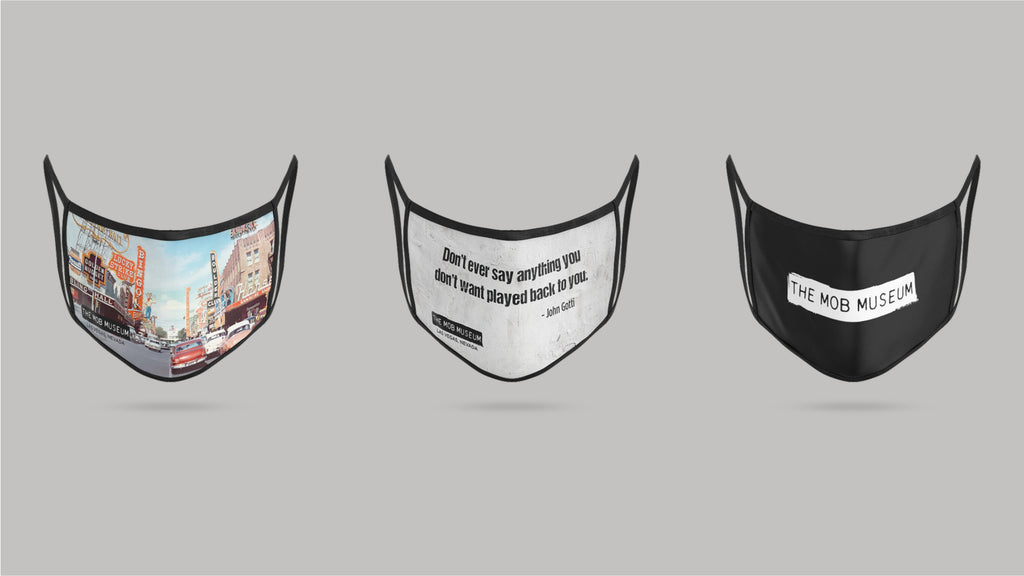 3-Pack Masks with Free Sanitizer: The Fremont Collection