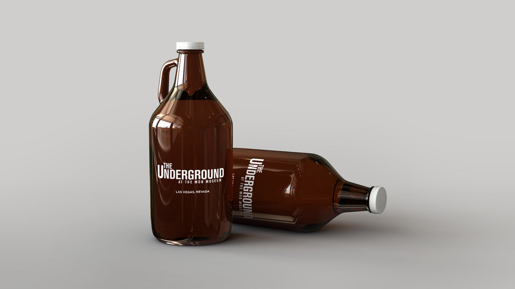 Souvenir Beer Growler