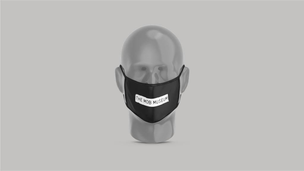 3-Pack Masks with Free Sanitizer: The Mugshot Collection