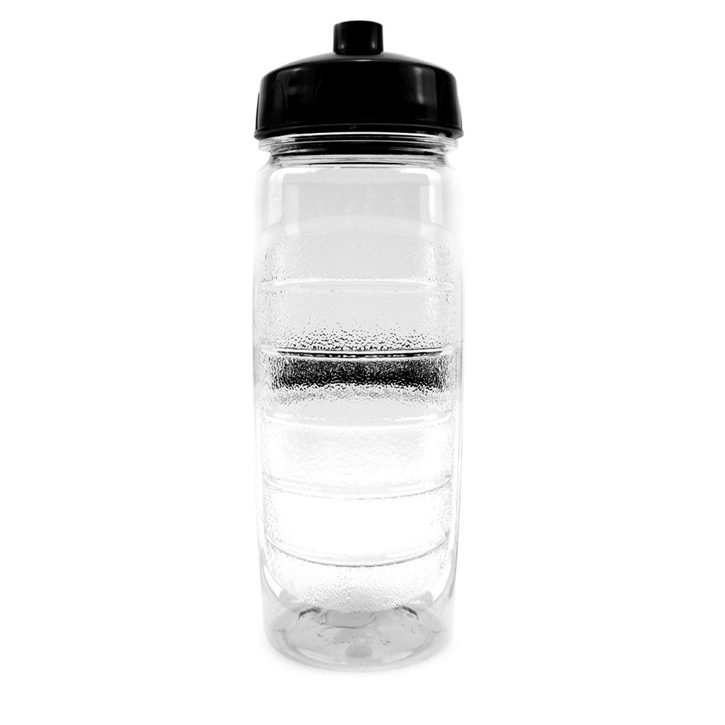The Mob Museum Clear Water Bottle