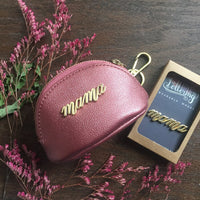 Mama Pin - Gold Plated Wearable Words
