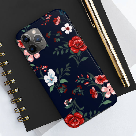 Floral Tough Phone Case