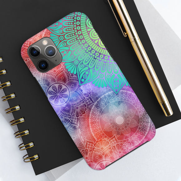 Abstract Case Mate Tough Phone Cases