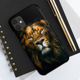 Lion Case Mate Tough Phone Cases