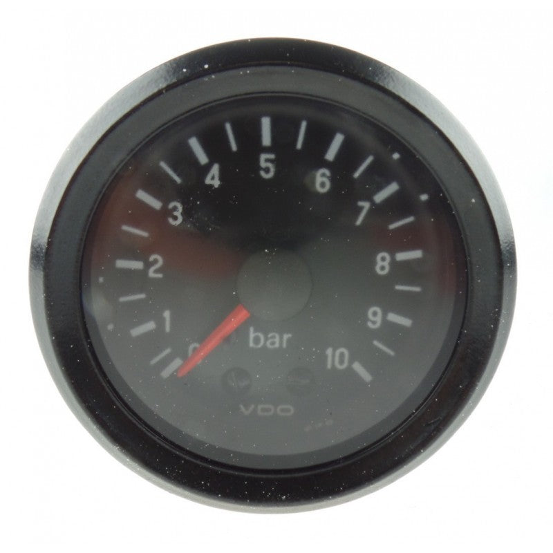 150-035-006G VDO Cockpit International Pressure gauge 10Bar 52mm
