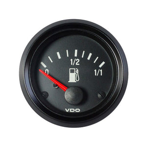 301-040-002G VDO Cockpit International Fuel level 3-180 Ohm 52mm 24V