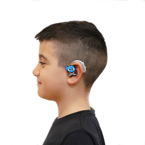 Bionic Ninja Hearing Aid Accessory Kit