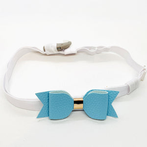 Hearing Aid Headbands - Blue Duo