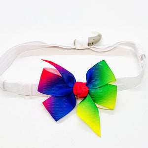 Hearing Aid Headbands - Rainbow