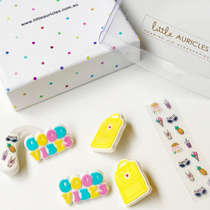 Good Vibes Hearing Aid Accessory Kit