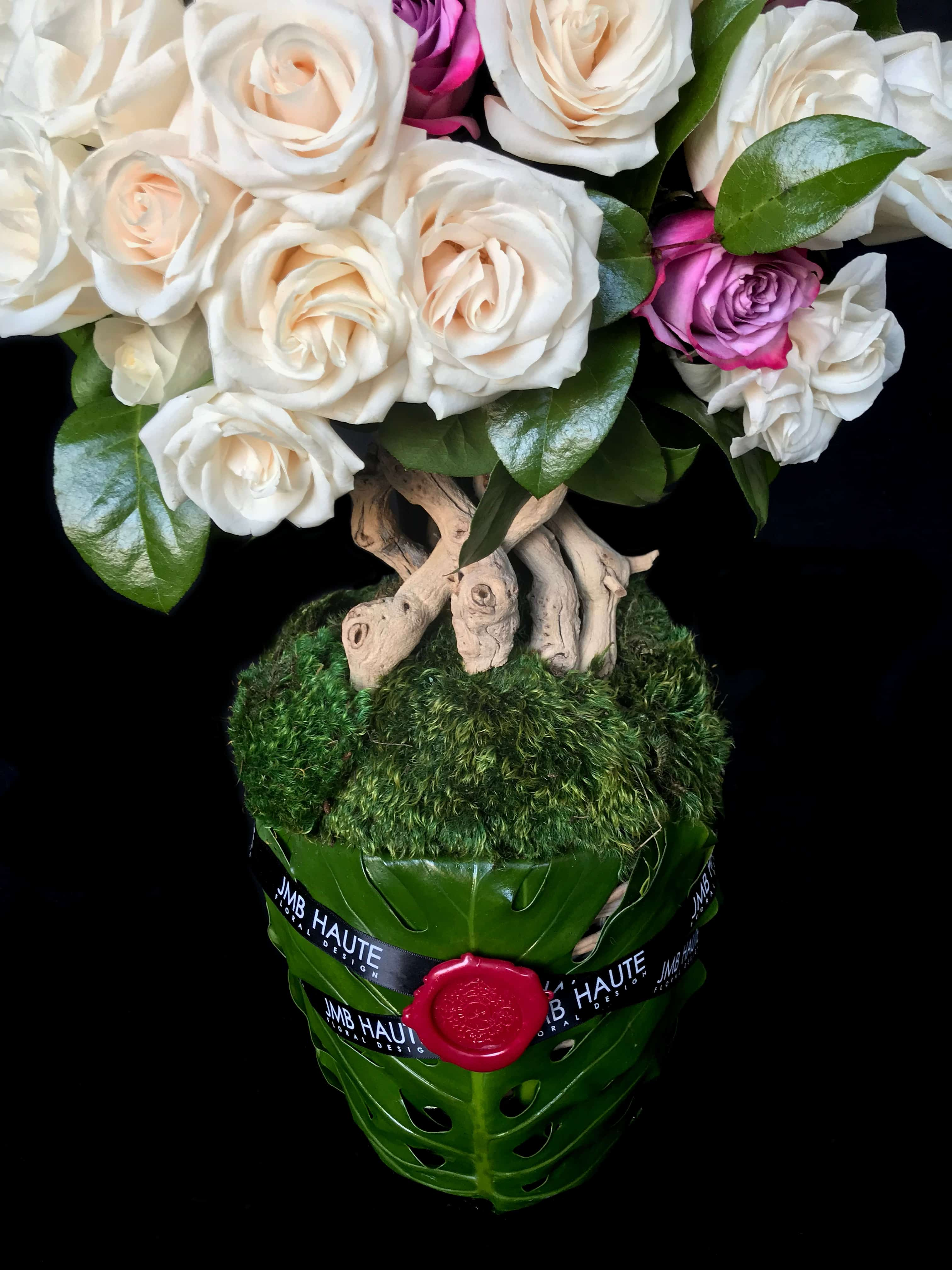 Rose Topiary II