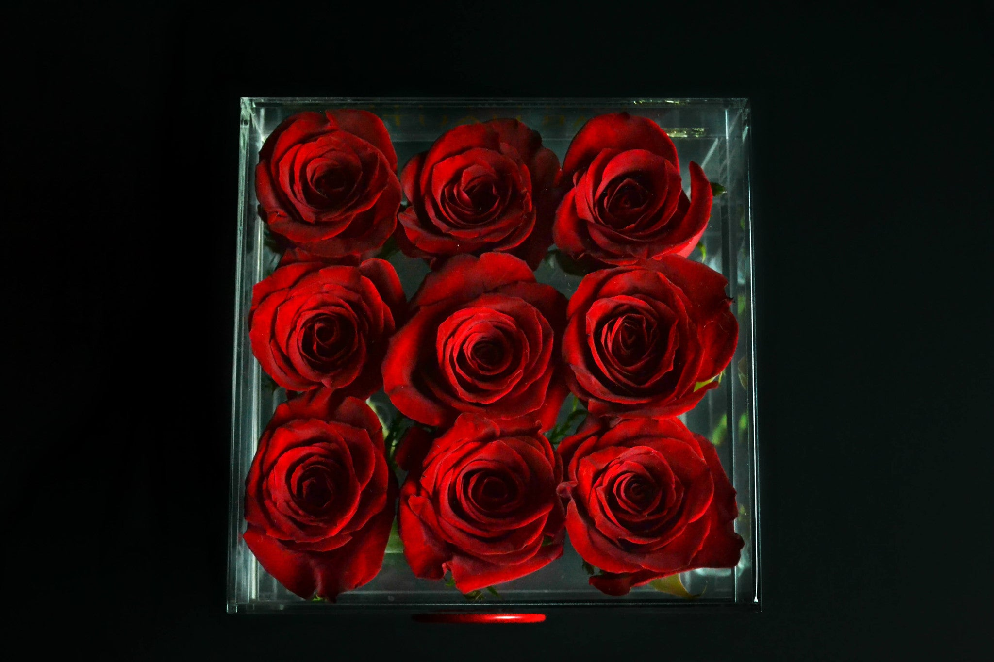 Copy of Acrylic Rose Box