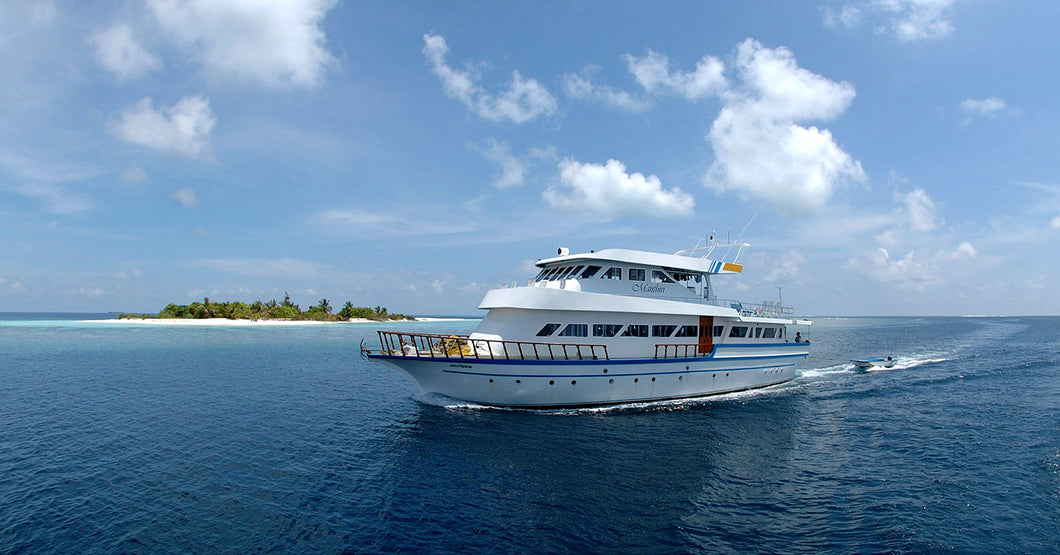Manthiri Liveaboard in the Maldives March 28, 2023