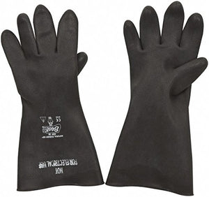 "Latex Drysuit Glove ""Pull Over"""