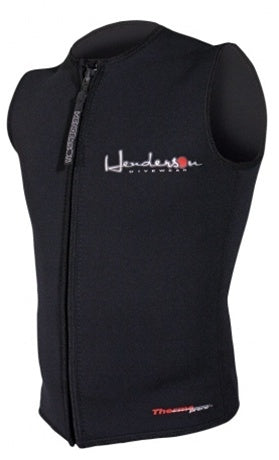 Thermoprene 3mm Mens Zipper Vest