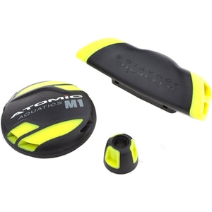 Atomic Aquatics Color Kit - M1 (Cover, Adj. Knob & Exhaust Deflector) Yellow