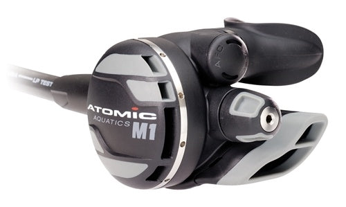 Atomic Aquatics M1 Second Stage, Gray 32