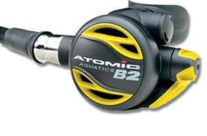 Atomic Aquatics B2 Octopus, Yellow W/Swivel 36""