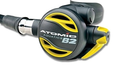 Atomic Aquatics B2 Octopus, Yellow W/Swivel 36