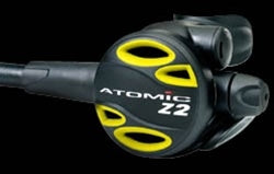 Atomic Aquatics Z2 Octopus, Yellow 36""