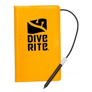 "Dive Rite Notebook - ""Dive Write""  Waterproof"
