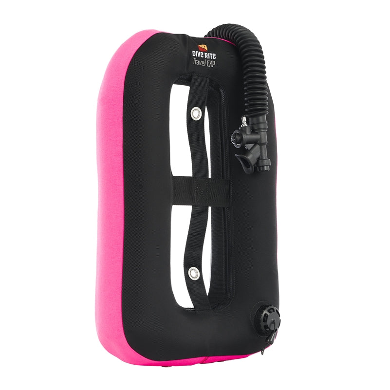 Dive Rite Travel EXP Wing - Pink