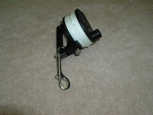 Light Monkey 200' Primary Reel with #24 Line and 4 SS Clip