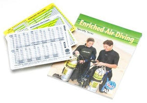 PADI Enriched Air (Nitrox) Diver Course