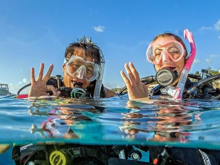 PADI Open Water Diver Course Pool Only