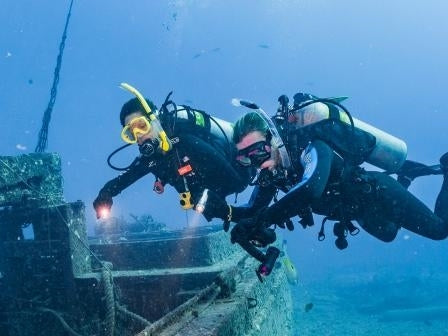 PADI Peak Performance Buoyancy Diver Course