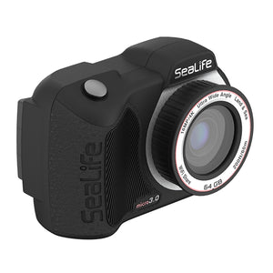 SeaLife Micro 3.0 Camera 64GB, 16mp, 4K