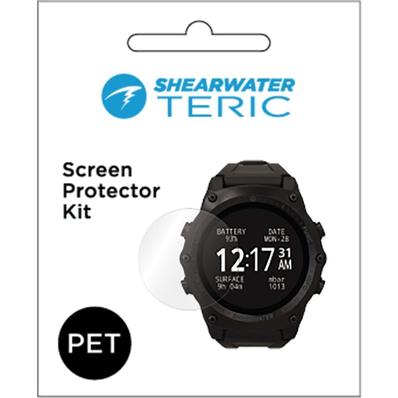 Shearwater PET Screen Protector Kit for Teric Computer