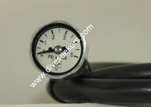 Mini Tech Gauge PSI