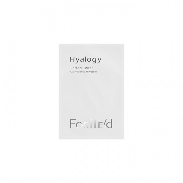 Hyalogy P Effect Sheet